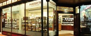 Chocolates at Haigh's
