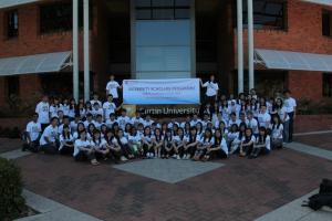 Group Photo @ Curtin University