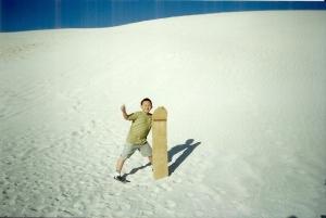 Slice Of The Past - Sandboarding In 2002