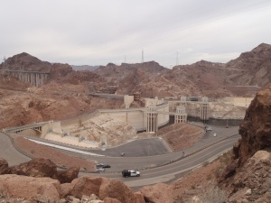 Hoover Dam - Commissioned by FDR but named after President Herbert Hoover