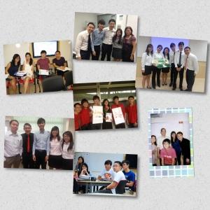 Year 1 - Accounting I; Communication Fundamentals; Marketing; Organisational Behaviour; Business Operations; Writing and Reasoning & Quantitative Reasoning
