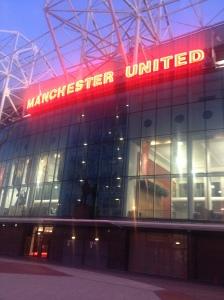 Goodbye Manchester!