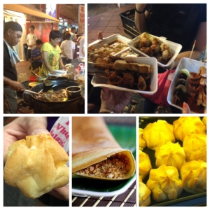 Some of the many street food that we had at Jonker Walk (Image Credits - Various)