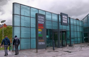 The National Football Museum, where over 140,000 items are currently in their care - Photo Credits: Wikipedia