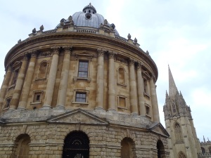 Radcliffe Camera - University of Oxford