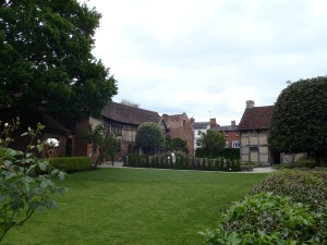 Shakespeare's Birthplace at Henley Street