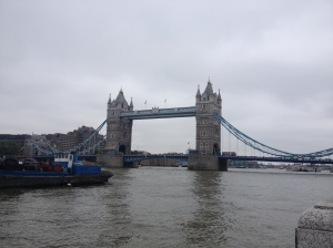 Tower Bridge Today