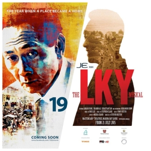 1965 & The LKY Musical were released just months after the death of Mr Lee