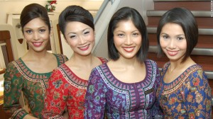 When will I see these gorgeous Singapore Girls again?