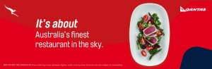 Not quite living up to their tagline of being the finest restaurant in the sky