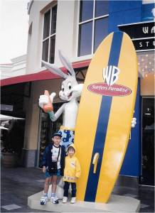Slice Of The Past – Surfers Paradise circa. 2000