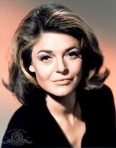 The Beautiful Anne Bancroft as Mrs. Robinson