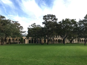 The Great Court in UQ St. Lucia